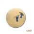 Blauwe voetjes in het goud. KG05