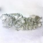 Zilveren armband van gietmodellen