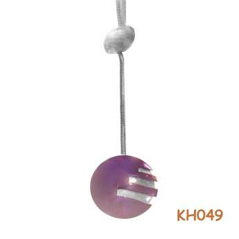 Hanger van zilver KH049