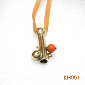 """Zilveren hanger """"Old meets new"""" KH051"""