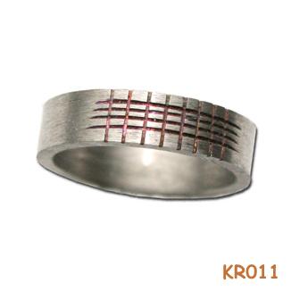 titanium ring KR011