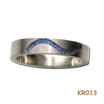 titanium ring KR013