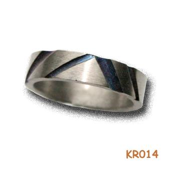 titanium ring KR014