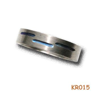 titanium ring KR015