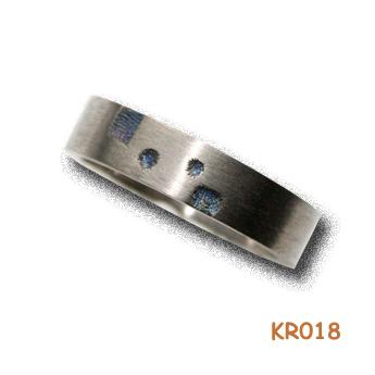 titanium ring KR018