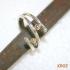 Zilveren ring  KR02
