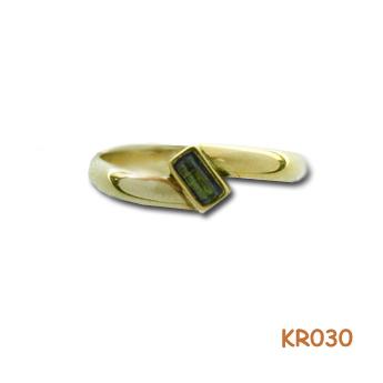Ring van goud. KR030