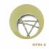 Gouden hanger KH064-G