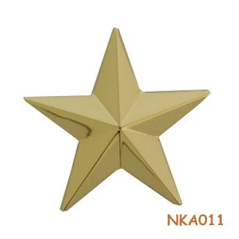 "Gouden rouwsieraad ""Ster"" NKA011"