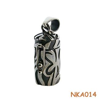 Zilveren Herinneringssieraad NKA014