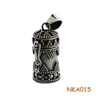 Zilveren Herinneringssieraad NKA015