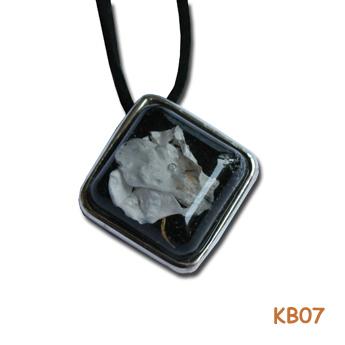 Bloemsieraad vierkant KB07